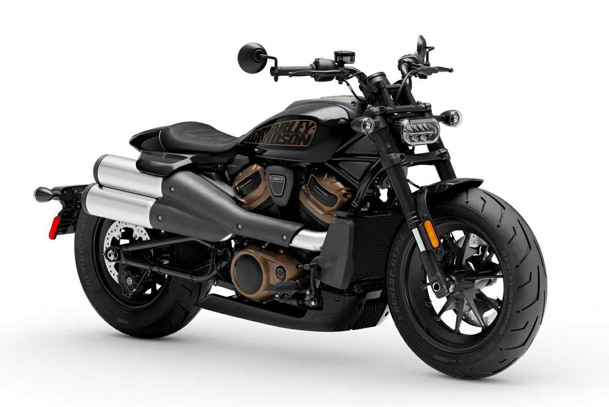Harley-Davidson Harley Davidson Sportster S technical specifications